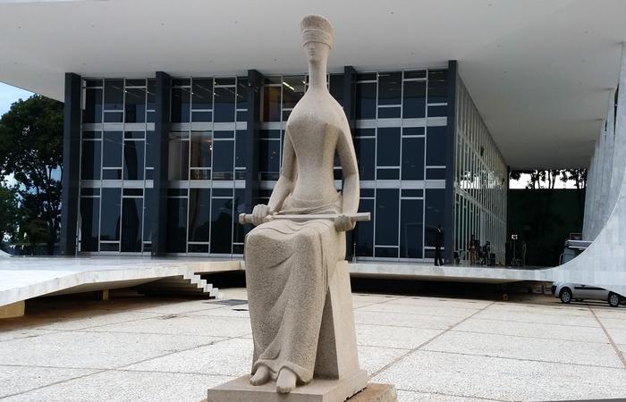 Supremo Tribunal Federal (STF). Foto: Valter Campanato/Agência Brasil