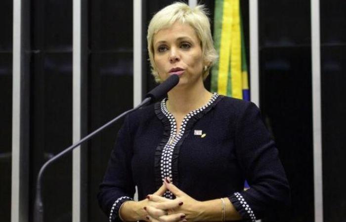 Cristiane é filha do presidente do PTB Nacional, Roberto Jefferson, que também é alvo da Registro Espúrio. Foto: Agência Brasil