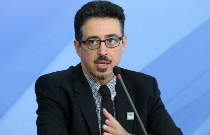 O ministro informa ainda que sua agenda no Rio nos dias 15, 16 e 18 está mantida. Foto:Antônio Cruz/Agência Brasil
