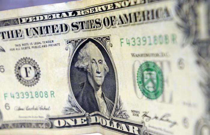 Nessa segunda-feira, o dólar chegou a subir 0,54%, mesmo com intervenção do Banco Central. Foto: Arquivo/Agência Brasil