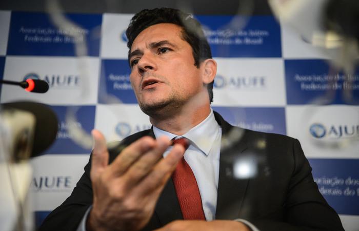 Juiz Sérgio Moro preferiu se abster de ação penal da Lava Jato. Foto: Fabio Rodrigues Pozzebom/Agência Brasil