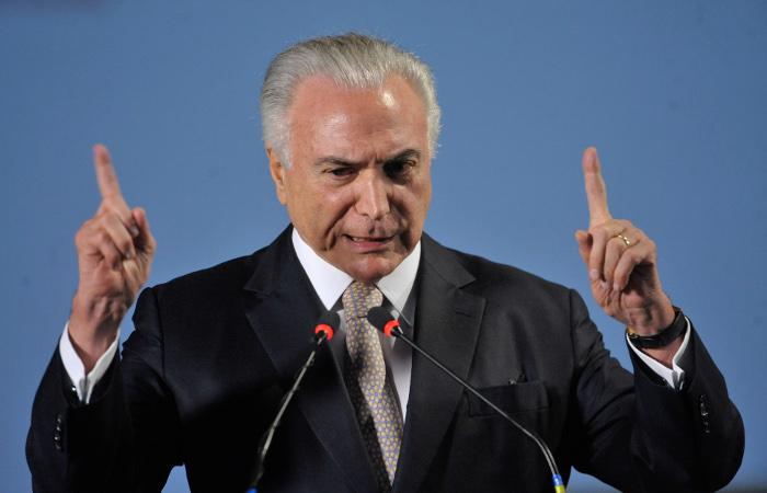 Ao ouvir de Joesley sobre os pagamentos, o presidente teria dito: 'Tem que manter isso, viu?'. Foto: Fábio Rodrigues Pozzebom/Agência Brasil