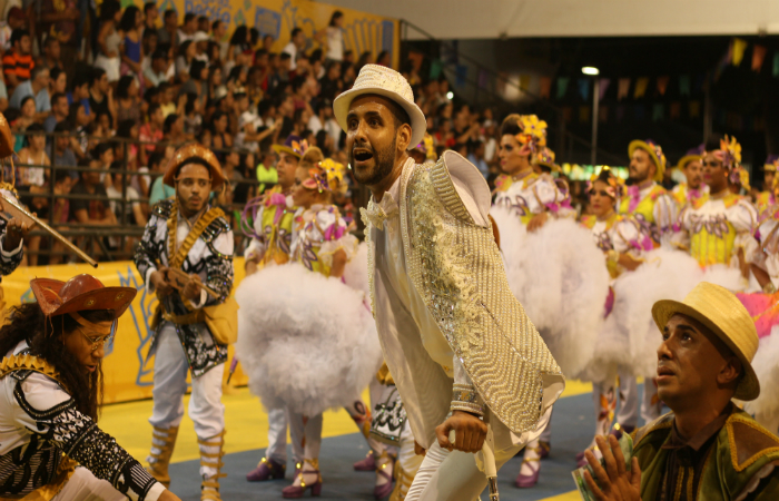 Daniel Soares, noivo da Junina Tradição. Foto: Samuel Calado/Esp.DP