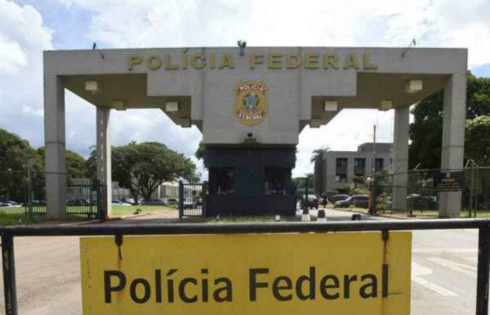 Sede da Polícia Federal, em Brasília. Foto: Correio Brasiliense
