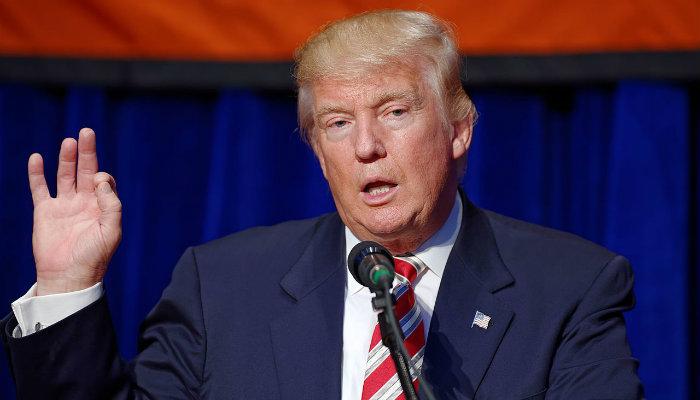 Donald Trump, voltou a defender a construção de um muro na fronteira com o México (Foto:Michael Vadon/Wikipedia )