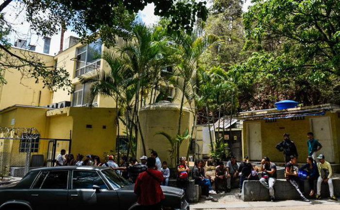 As mortes foram devido a sufocamento e a lesões múltiplas, de acordo com relatórios oficiais (foto: Federico Parra/AFP)