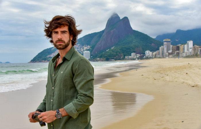 Marcos Pitombo, atualmente interpretando o personagem Rômulo na novela %u201COrgulho e Paixão%u201D, é o embaixador da divulgação do %u2018Espaço Sem Excesso%u2019 nas redes sociais. Foto: divulgação