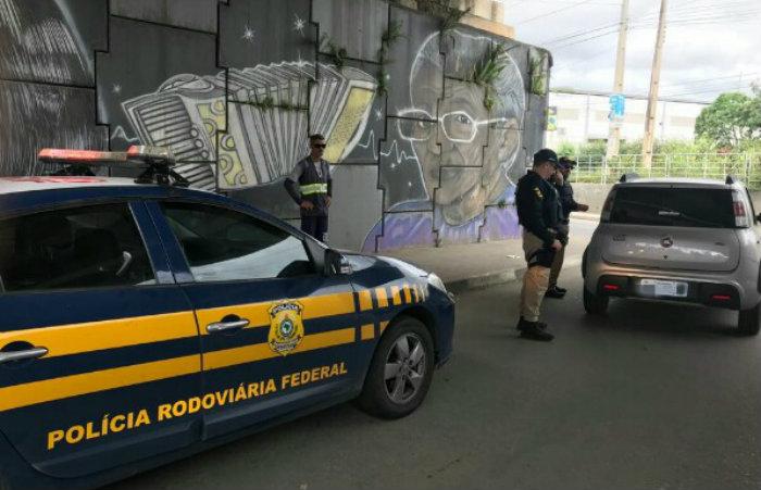 Imagem: PRF/Divulgação