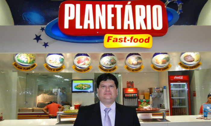 Francisco Amorim Amaral afirma que a empresa estuda perfis de franqueados para continuar expansão. Foto: Planetário/Divulgação