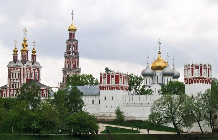 Edificação é um marco histórico e arquitetônico no país. Foto: Wikimedia Commons
