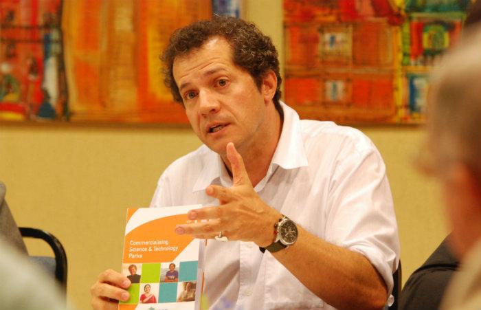 Saboia passa a assinar a coluna Inovação e Negócios, que estreia neste domingo, no Diario. Foto: Arquivo/DP