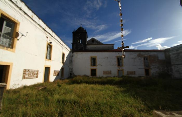 Situada no ponto mais alto de Olinda, construção remonta às capitanias hereditárias. Foto: Peu Ricardo/DP