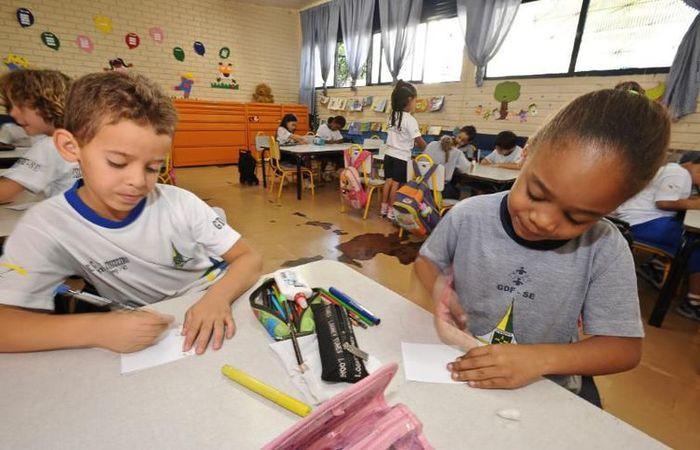 Serão avaliadas por exemplo questões de infraestrutura e formação dos professores. Foto: Arquivo/ Agência Brasil