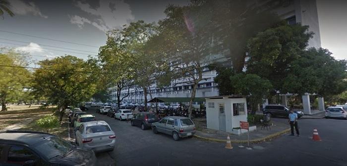 O IV Congresso Estadual da Unegro-PE vai ser realizado no Centro de Tecnologia e Geociências da UFPE. Imagem: Google StreetView (Dez/2015) (O IV Congresso Estadual da Unegro-PE vai ser realizado no Centro de Tecnologia e Geociências da UFPE. Imagem: Google StreetView (Dez/2015))