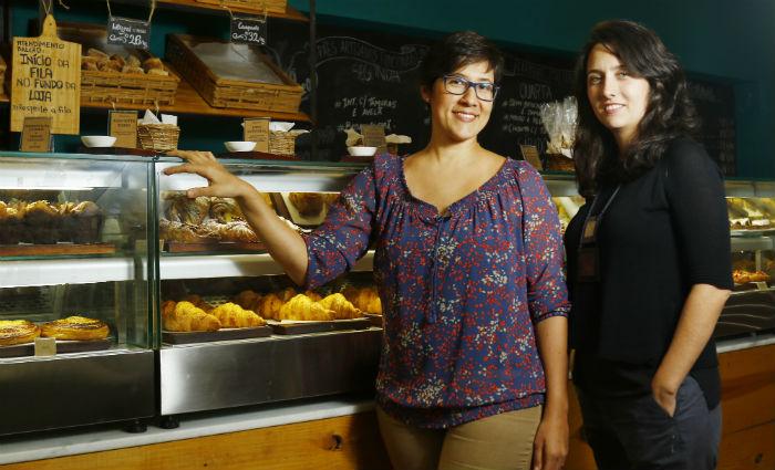 Manuela e Luciana se preocupam com a produção de qualidade e estão sempre investindo nisso. Foto: Marlon Diego/DP (Foto: Marlon Diego/DP)
