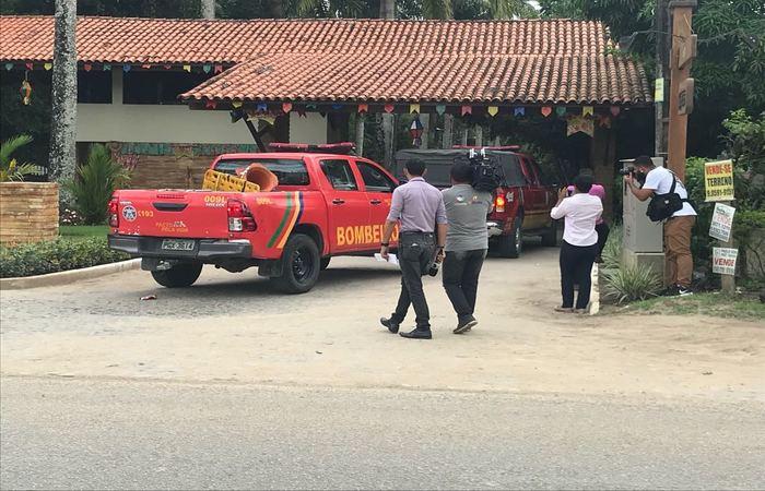 Segundo a perícia inicial, o esquartejamento aconteceu em áreas laváveis. Foto: Marcionila Teixeira/DP.