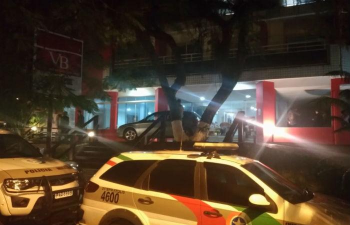 Foto: Polícia Militar de SC/Divulgação
