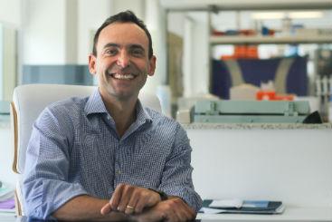 João Bosco Oliveira - Diretor executivo da Genomika Diagnósticos (Foto: Marlon Diego/Esp.DP)