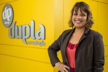 Michele Cruz - diretora da Dupla Comunicação (Dupla Comunicação/Divulgação)