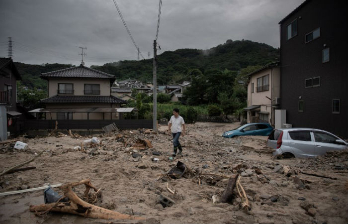 Foto: Martin Bureau / AFP