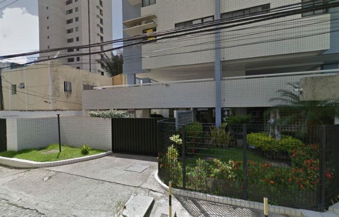 Imagens do circuito de segurança do edifício Maria Gabriel estão sendo analisadas. Foto: Google/Reprodução.