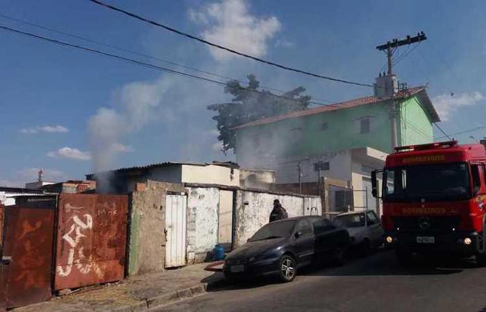 Defesa Civil compareceu ao local para analisar as estruturas do imóvel. Foto: William Araújo/Norte Livre