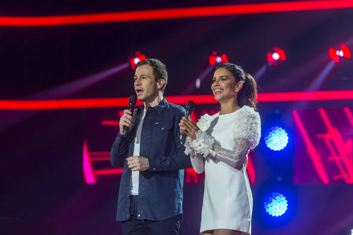 A sétima temporada será apresentada por Tiago Leifert e Mariana Rios. Crédito: Globo/Raquel Cunha