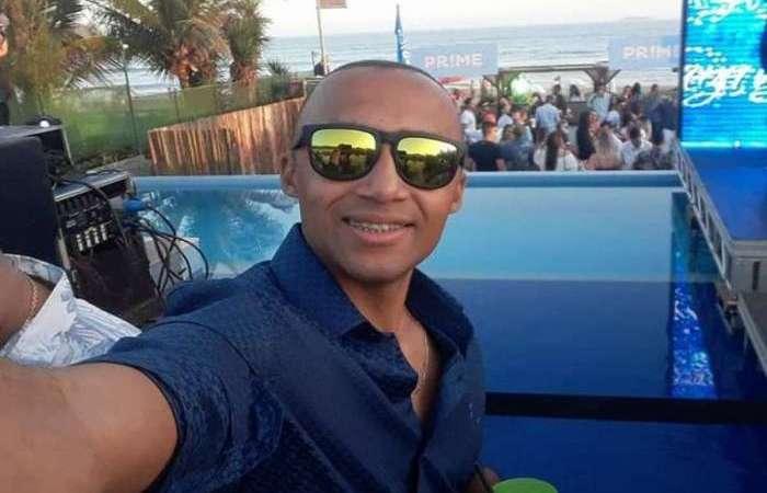 Rodrigo não resistiu aos ferimentos e morreu no Hospital Geral de Bonsucesso, no Rio. Foto: Reprodução/Facebook