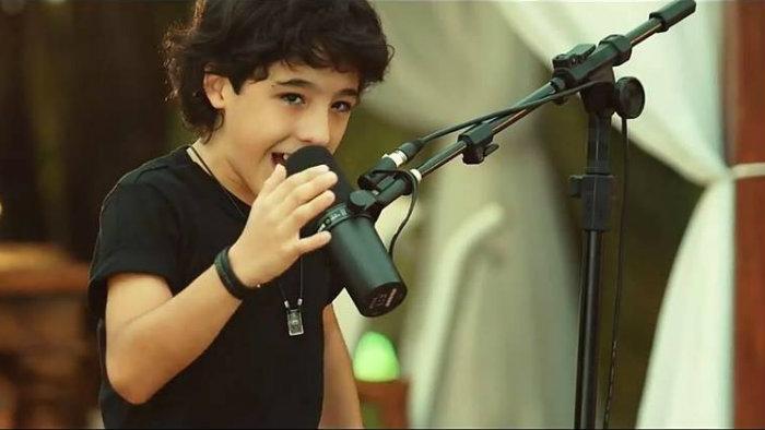Enzo Rabelo é filho do cantor sertanejo Bruno, da dupla Bruno & Marrone. Foto: Facebook/Reprodução