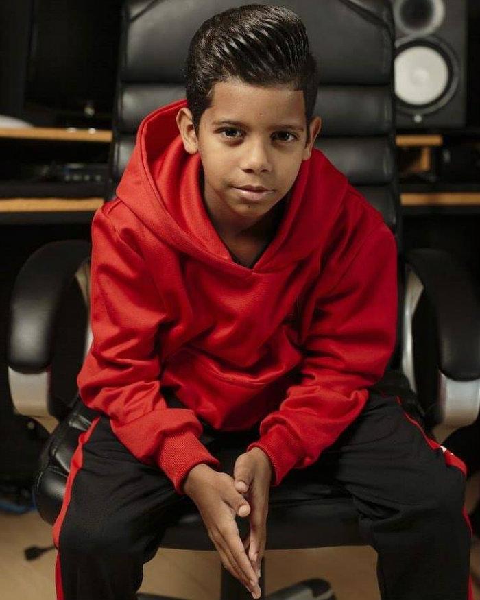 MC Bruninho estourou com a música Jogo de amor, sucesso nas plataformas digitais. Foto: Facebook/ Reprodução