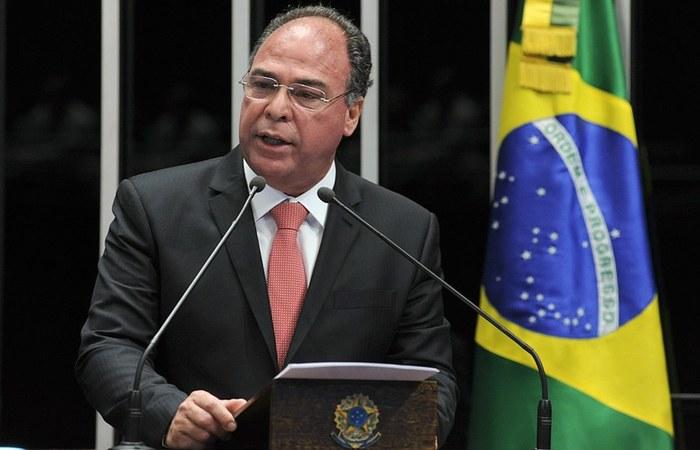 Revisão de liminar beneficiaria Fernando Bezerra Coelho. Foto: Agência Senado
