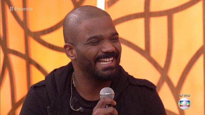O sambista Arlindo Cruz recebeu alta no dia 2 de julho. Foto: Globo/Divulgação