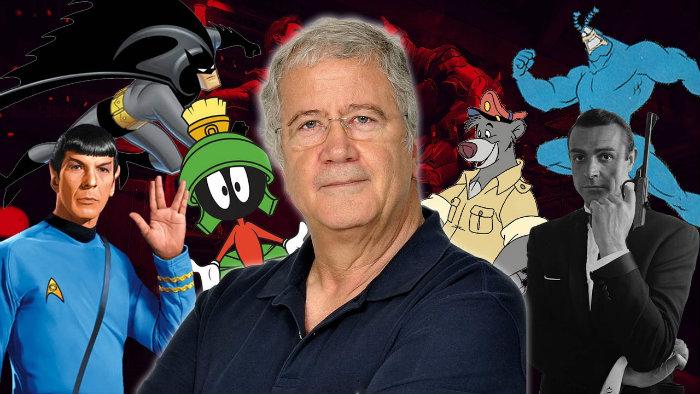 Ator, dublador, locutor e radialista Márcio Seixas já trabalhou em quase 5 mil filmes ao longo da carreira. Foto: Divulgação