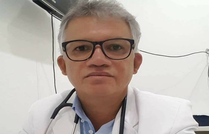 Denirson era marido de Jussara e pai de Danilo, suspeitos do caso. Foto: Reprodução/Facebook