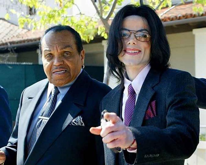 Michael revelou em entrevistas as diversas crueldades que sofreu durante a infância ao lado do pai. Foto: Kimberly White/AFP
