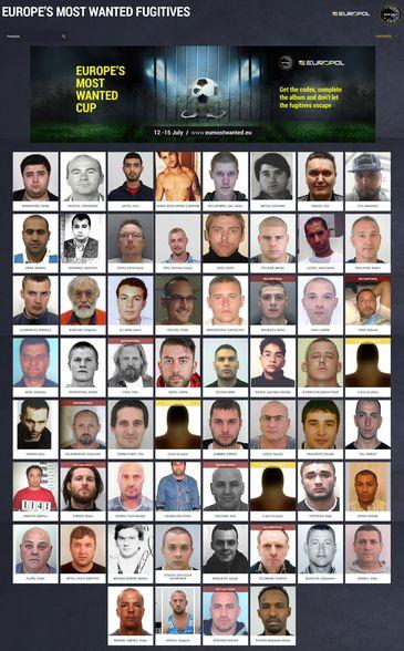 Foto: Europol/Reprodução (Foto: Europol/Reprodução)