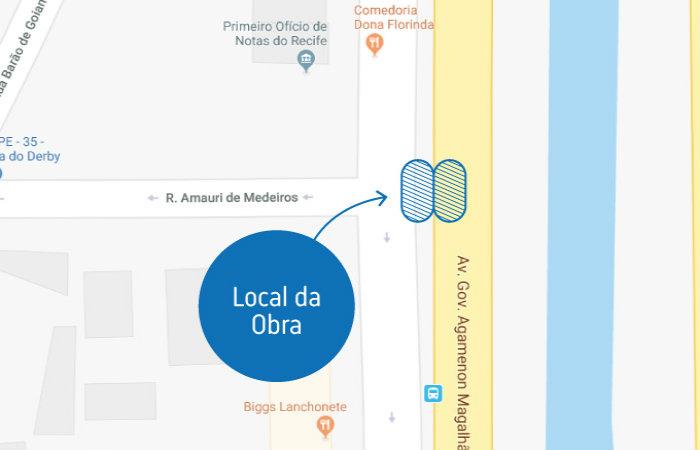 Foto: Divulgação/Compesa
