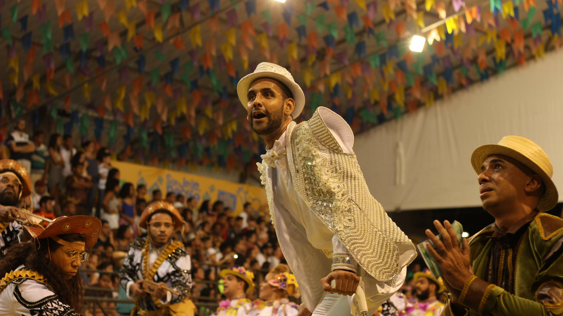 Junina Tradição, do Morro da Conceição, na Zona Norte do Recife. Foto: Samuel Calado/Esp.DP
