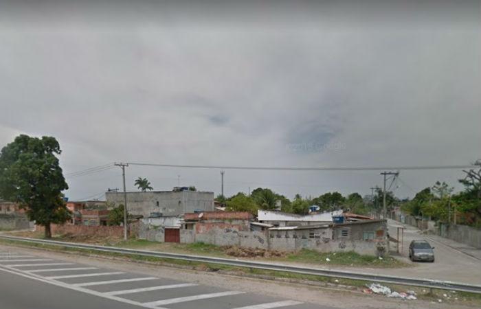 Operação foi realizada no Jardim Catarina e no Salgueiro, ambos no bairro de São Gonçalo Foto: Google Street View / Reprodução