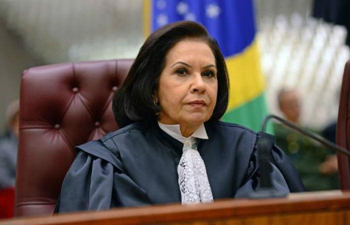 Ministra Laurita Vaz Foto: STJ / Divulgação