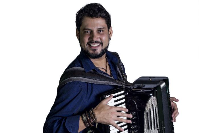 A atração principal da festa é o forrozeiro Luizinho de Serra. Confira entrevista. Foto: Divulgação