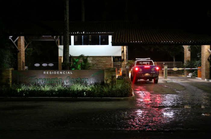 Restos mortais estão sendo periciados para a Polícia Civil tentar descobrir a forma como o médico foi morto. (Gabriel Melo/DP/DA Press)