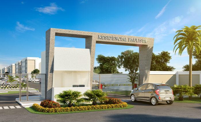 Primeira etapa do Residencial Paulista contará com 464 unidades com preços a partir de R$ 135 mil. Foto: MRV/Divulgação
