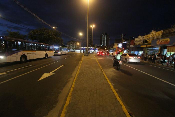 Trecho da Avenida João de Barros será mão única sentido Centro. Fotos: Nando Chiappetta/DP.