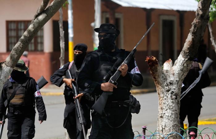 Foto: Inti OCON / AFP / Divulgação  (Foto: Inti OCON / AFP / Divulgação )