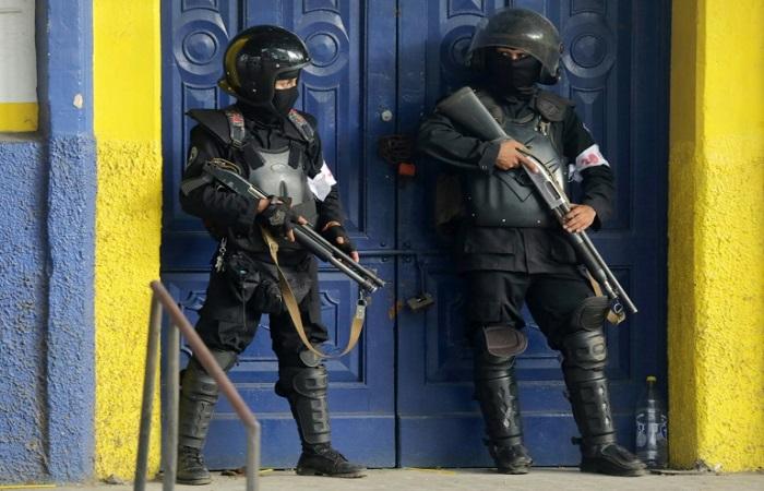 FOTO: AFP / Inti Ocon / Divulgação  (FOTO: AFP / Inti Ocon / Divulgação )