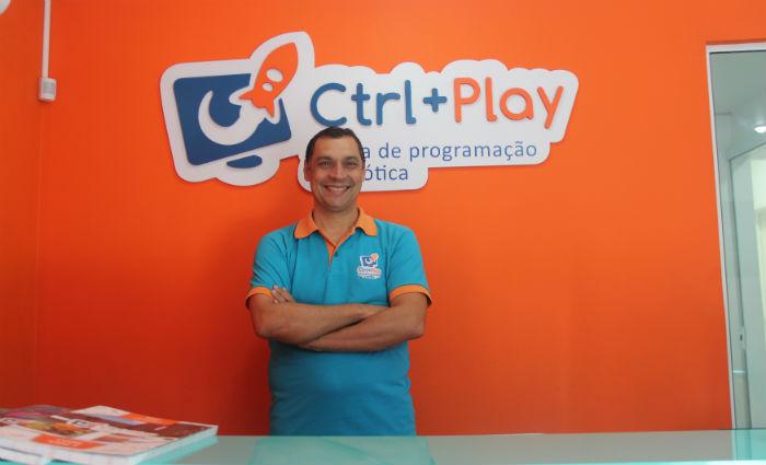 Quitans diz que existem negociações para outras cidades. Foto: Divulgação/Ctrl Play (Foto: Divulgação/Ctrl Play)