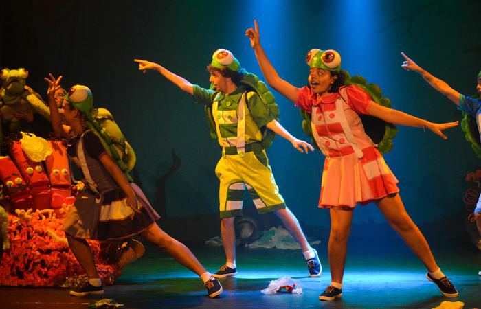 A coreografia é assinada pelo bailarino Pedro Coelho. Foto: Divulgação