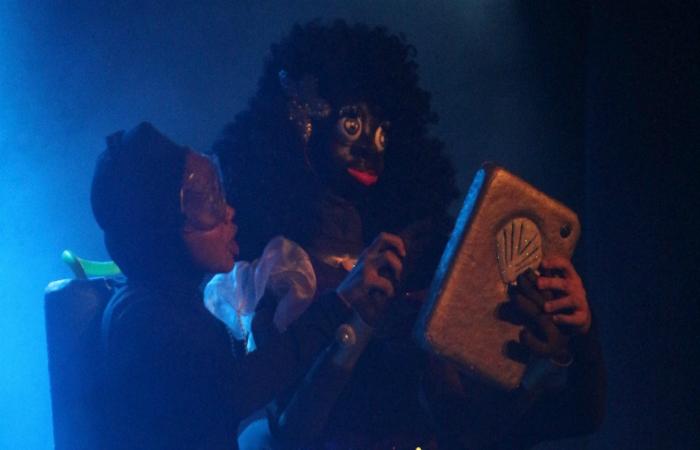 A peça está nas últimas apresentações da temporada. Foto: Divulgação