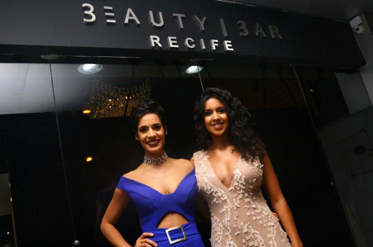 Bárbara e Thaís Barreto comandam a marca Beauty Bar há cinco anos. Foto: Beauty Bar/Divulgação